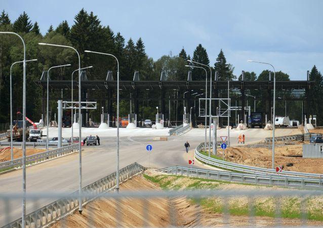 中国企业希望在莫斯科郊区修建收费公路