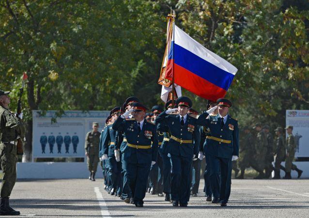 俄驻塔吉克斯坦军事基地