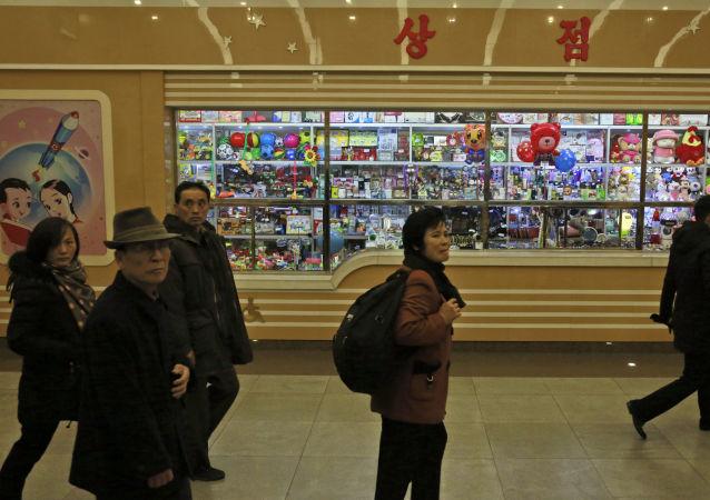 韩媒:朝鲜研发电子移动支付系统并投入使用