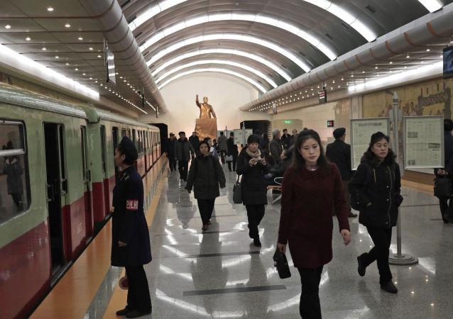 俄外交部:最后一批人道主义组织员工因隔离措施而离开朝鲜