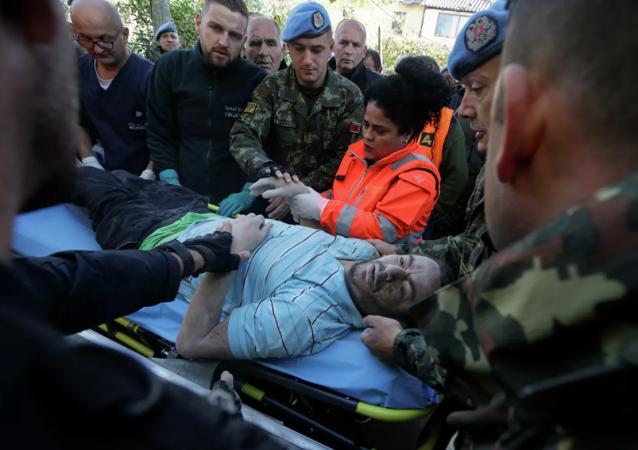 阿尔巴尼亚强烈地震死亡人数升至48人