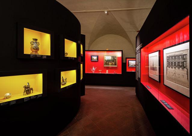 莫斯科博物馆约4万件展品开放网上参观