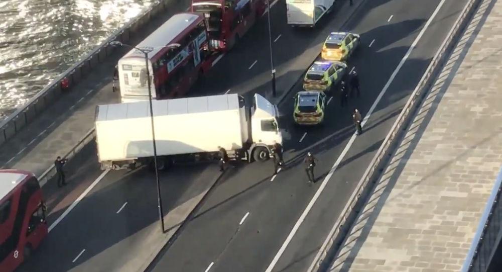 """媒体:""""伊斯兰国""""宣布对伦敦桥袭击事件负责"""