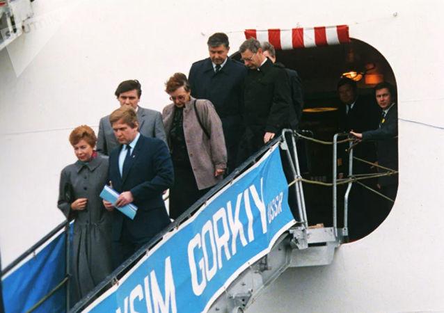 冷战结束:30年前美苏在马耳他举行过峰会