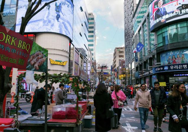 媒体:韩国低生育率或致高校倒闭潮