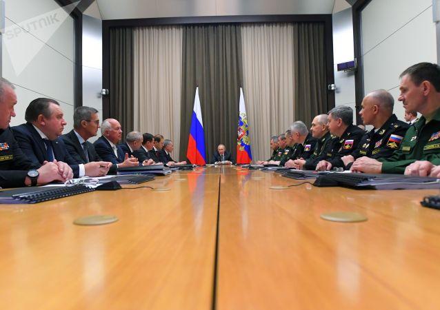 普京:北约扩张、向俄边界靠近   这对俄罗斯安全构成威胁