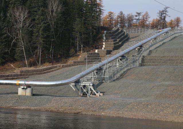 俄天然气工业出口公司预计对华供气量将在供暖季小幅增加