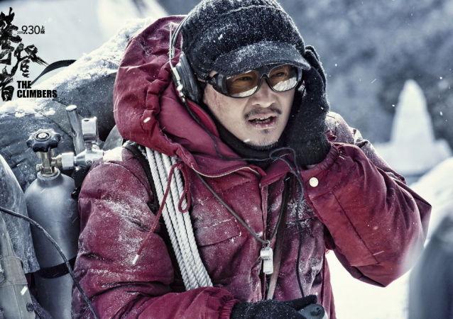 电影《攀登者》情节引人入胜,如今也为俄罗斯观众所熟知