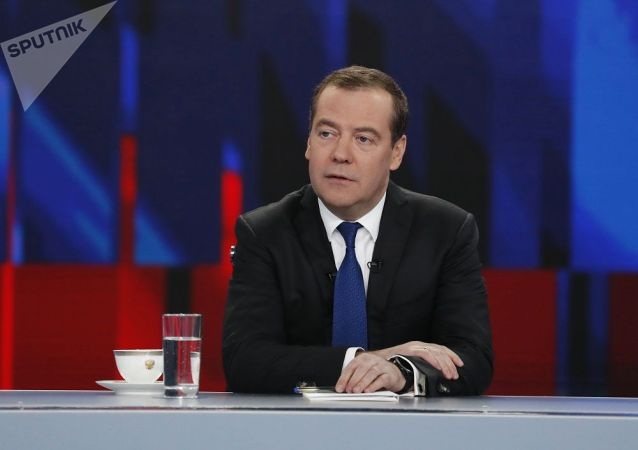调查:梅德韦夫失去俄罗斯最具影响力政治人物排行榜第二把交椅