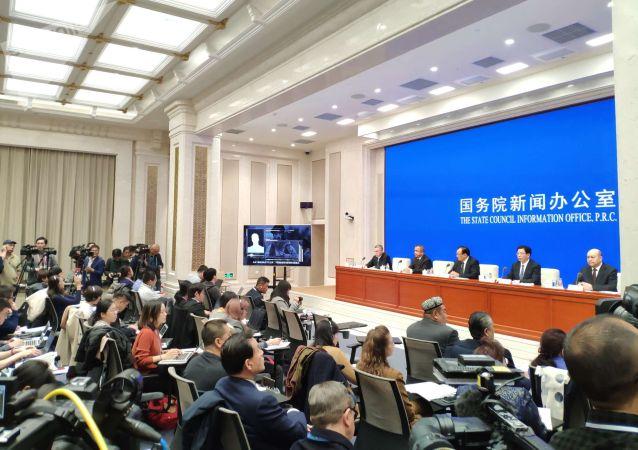 新疆维吾尔自治区主席:新疆稳定发展繁荣的进程任何势力阻挡不了