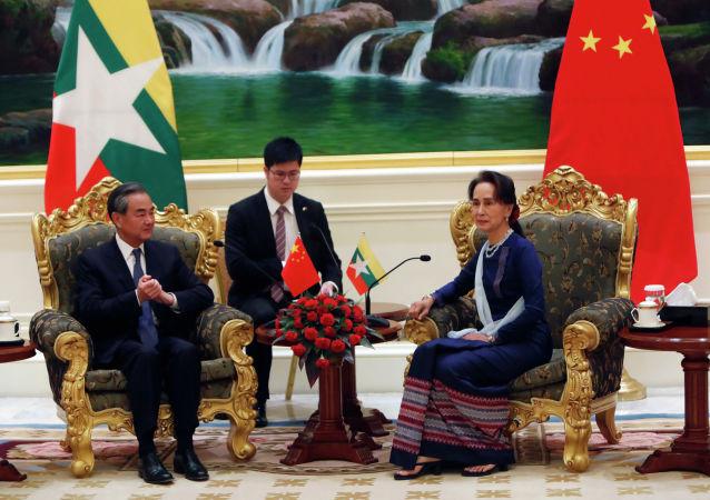 缅甸在海牙国际法院开庭前获中国支持