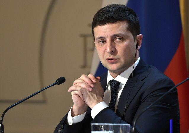 """泽连斯基:乌克兰应当用投资弥补经济""""雪崩"""""""