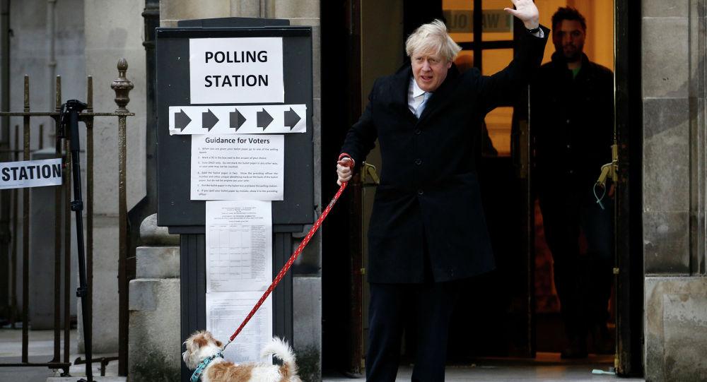 专家:英国首相约翰逊将面临完成脱欧并解决苏格兰独立问题