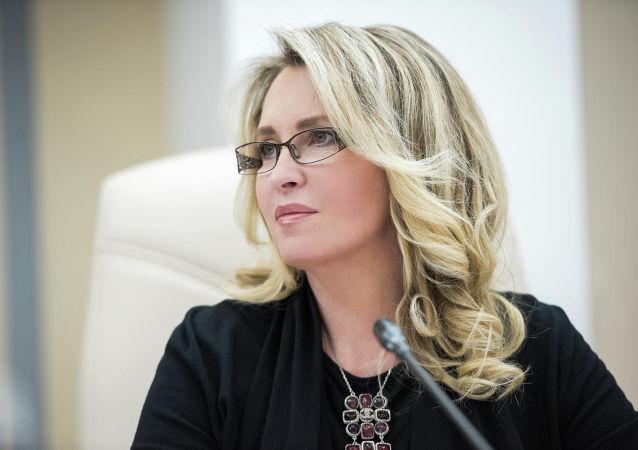 俄罗斯莫斯科国立钢铁与合金学院院长阿列夫京娜∙切尔尼科娃