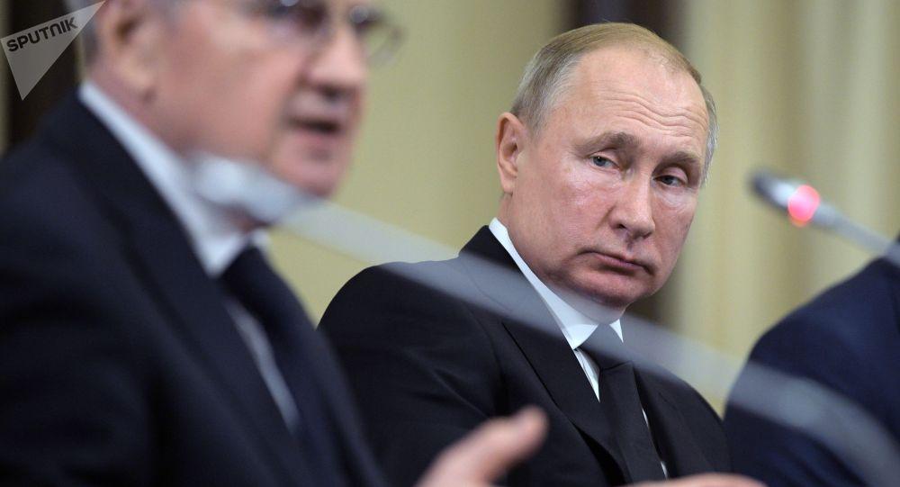 普京:认识和理解宪法是一个持续不断的过程