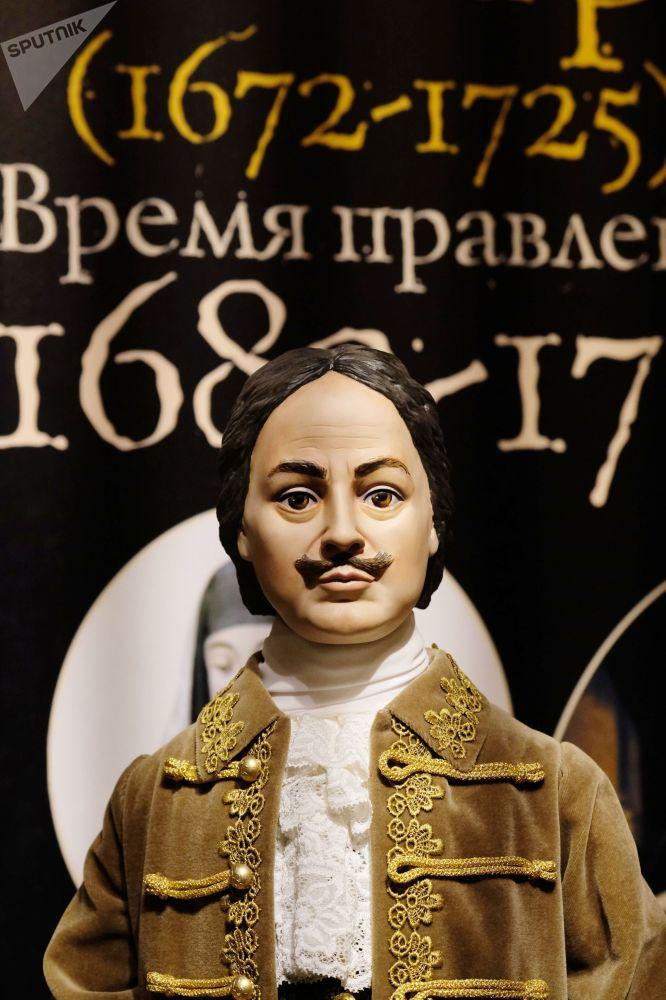 俄国历代君王玩偶