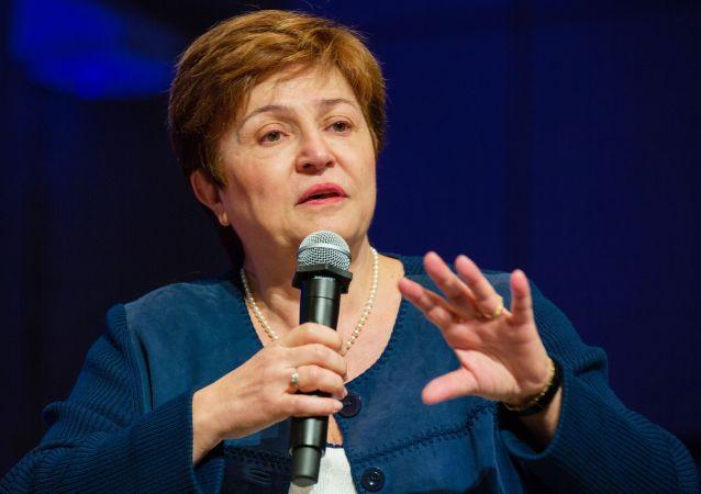 克里斯塔利娜·格奥尔基耶娃