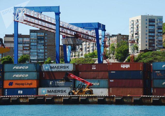 俄联邦海关署:2020年俄自非独联体国家进口下降5.4%