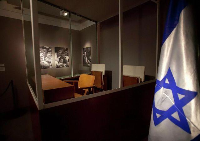 以色列摩萨德的展览