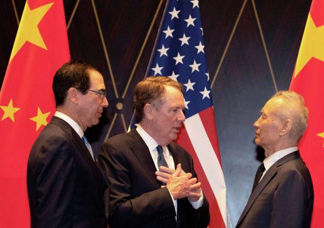 """为何美中两国市场对""""第一阶段""""协议的反应不同"""