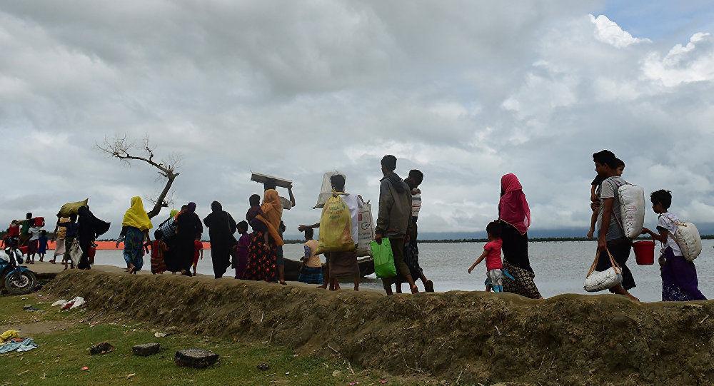 缅甸对自己被控对罗兴亚人实施种族灭绝给予了有利反驳