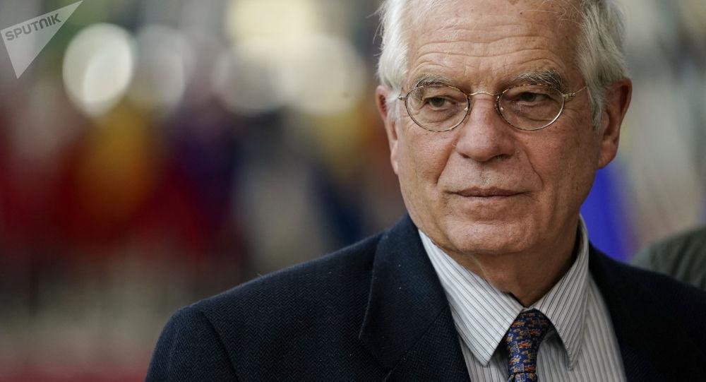 欧盟外交与安全政策高级代表博雷利