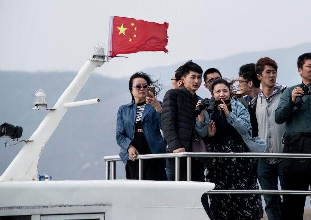 中国今年出境游人数同比增长14%