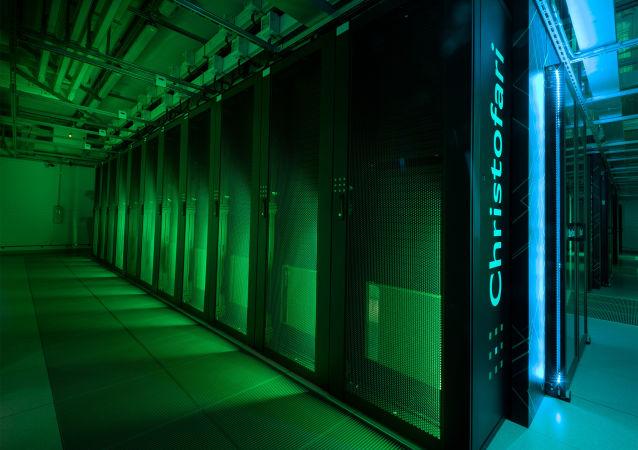 美国为研发新冠肺炎疫苗联结超级计算机
