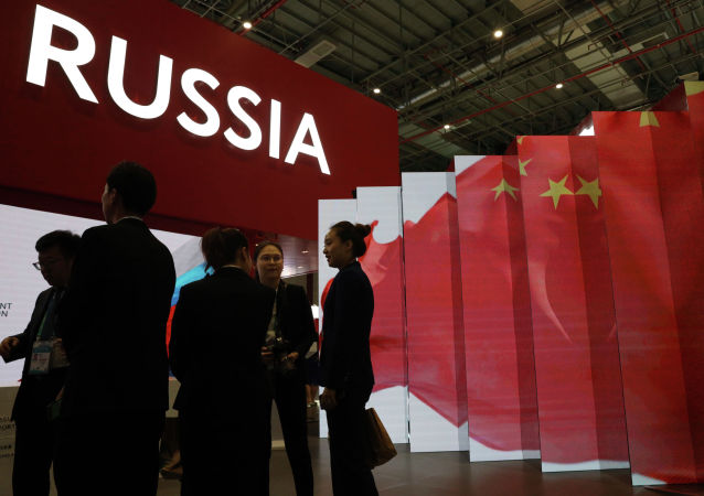 中国商务部发言人表示,2021年中俄贸易有望尽快实现恢复性增长