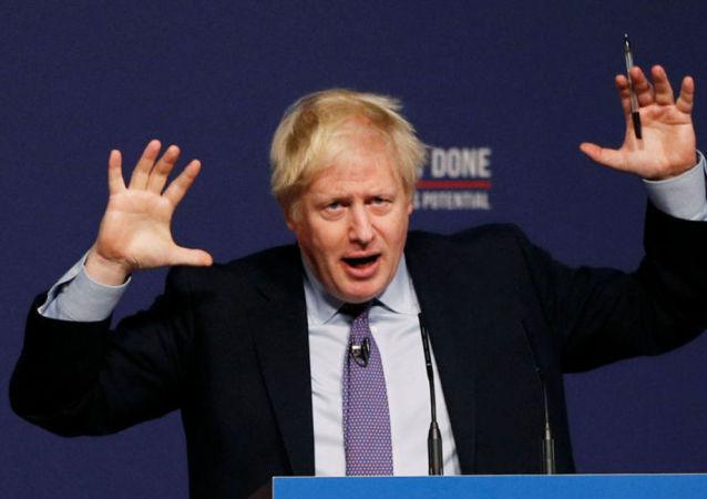 媒体:英国首相禁止本国大臣参加1月举行的达沃斯经济论坛