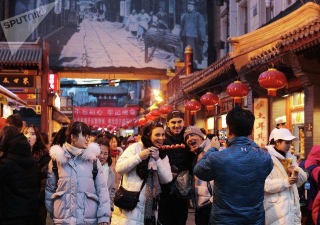 超过70%的俄罗斯人对待中国态度积极