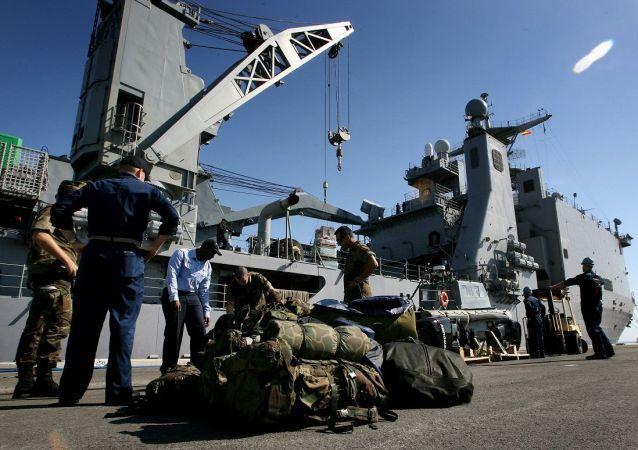 美国希望加强驻西班牙罗塔海军基地兵力