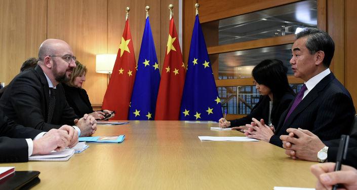 外媒:欧洲投资者欲在中国市场超过美国