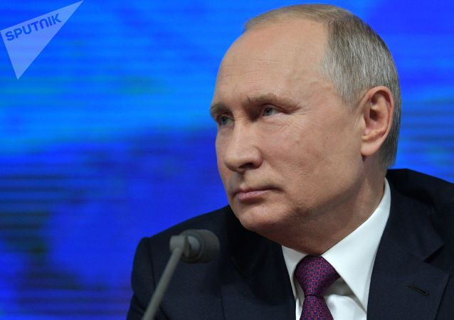 普京谈西方企图改写历史:竭尽全力让真相不被忘记