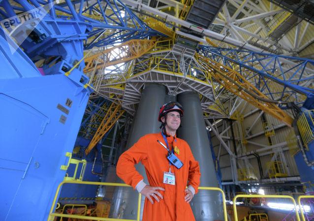 """库鲁航天中心计划于明年3月份进行""""联盟-ST""""运载火箭的年度首次发射"""