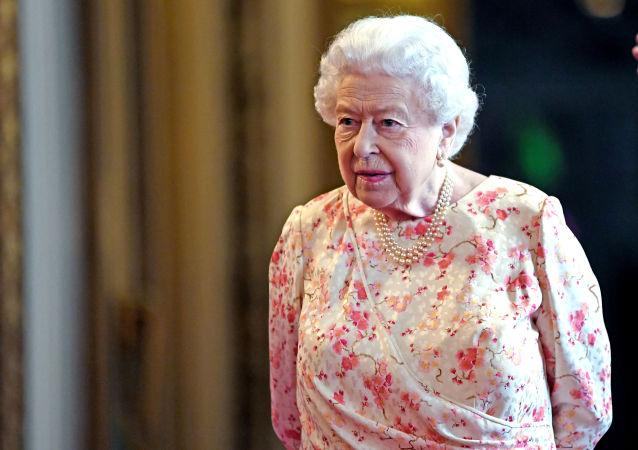 英国女王:1月31日前脱欧是优先事务