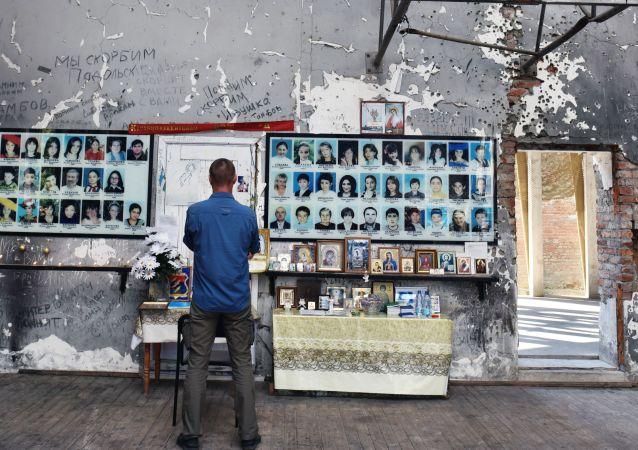 普京称别斯兰和杜布罗夫卡恐袭是自己总统任期中最艰难的时刻