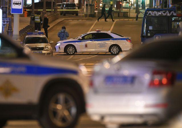 俄侦委:莫斯科市中心枪击事件五名伤者中有一名为平民