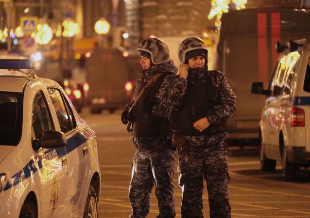 莫斯科枪击案已经交付俄侦委中央机关进一步调查