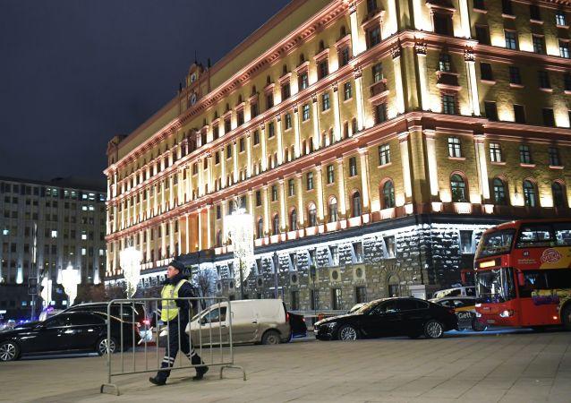 莫斯科市中心安全局总部附近最新枪击视频爆光