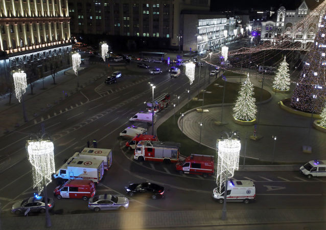 俄侦委:莫斯科市中心枪击案死亡人数增至两人