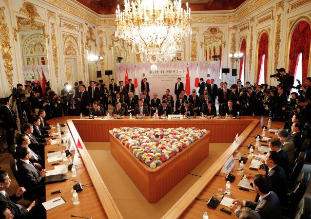 中国为加强东北亚一体化打造平台