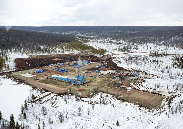 """俄气将于2020年夏开始建设""""西伯利亚力量""""伊尔库茨克州段"""