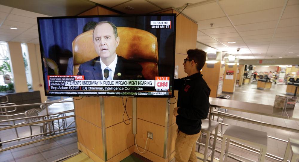 媒体:约1500万人通过电视观看弹劾案表决