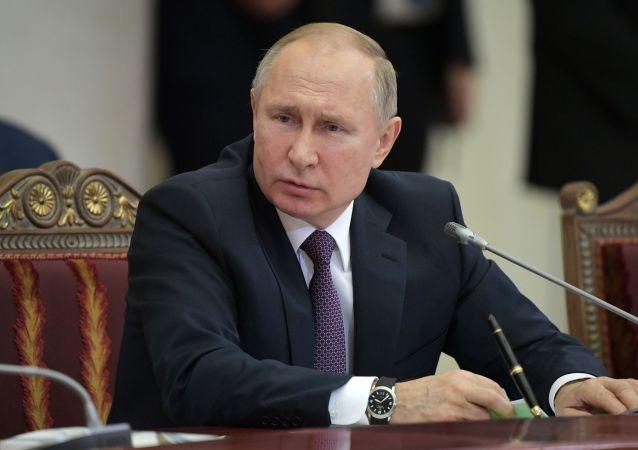 普京:欧洲把第二次世界大战的罪责从纳粹转到共产党人身上