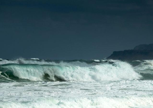 风暴(地中海海岸)