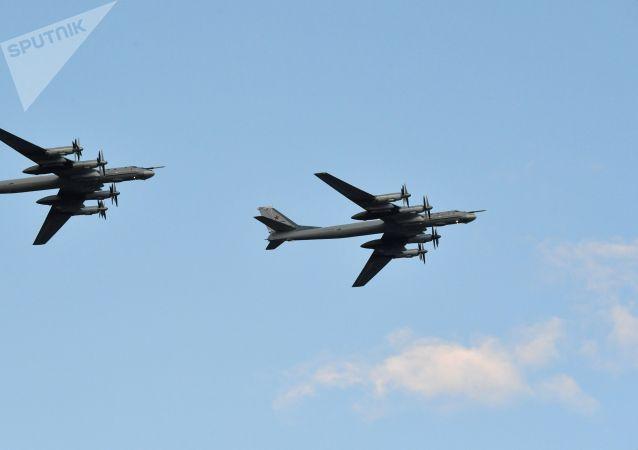 俄战略轰炸机