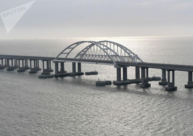 克里米亚桥,黑海