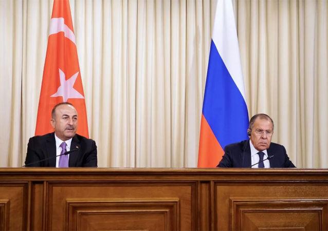 俄外长:俄罗斯与土耳其关系良好不意味着两国应事事意见一致