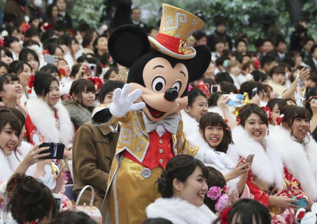 日本东京迪斯尼乐园